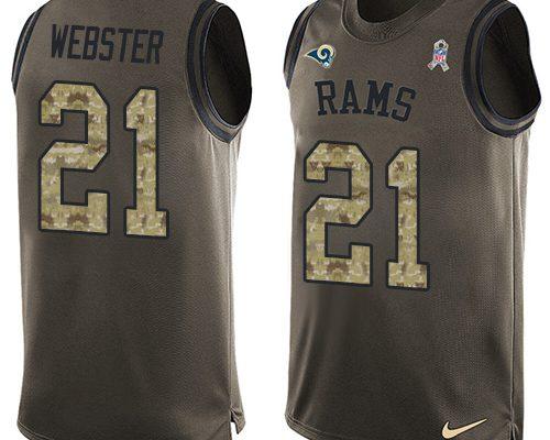 Men's Nike Los Angeles Rams