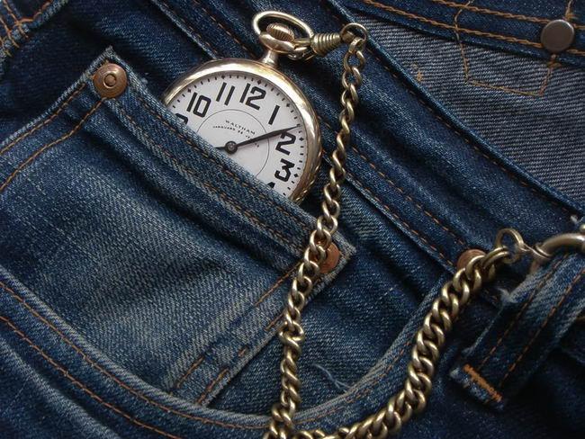 ช่องเล็กๆ บนกางเกงยีนส์มีไว้ทำไม