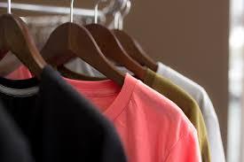 วิธีการดูแลรักษาเสื้อยืด